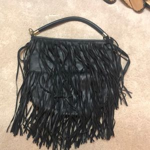 H&M fringe bag
